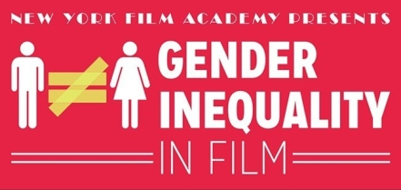 gender inequality in film